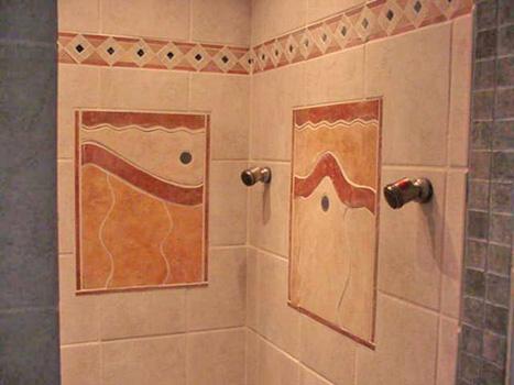 Egypt Zen Shower