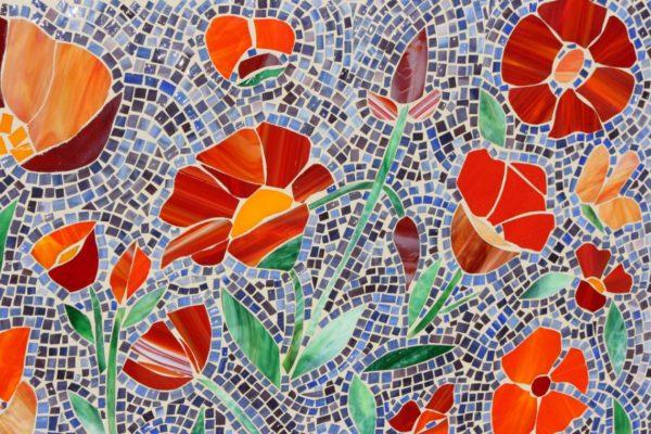 summer-poppies-mosaic