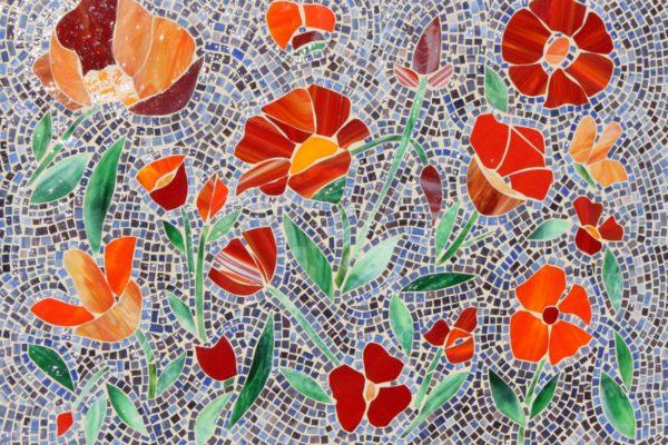 summer-poppies-zoe-mosaic-designs
